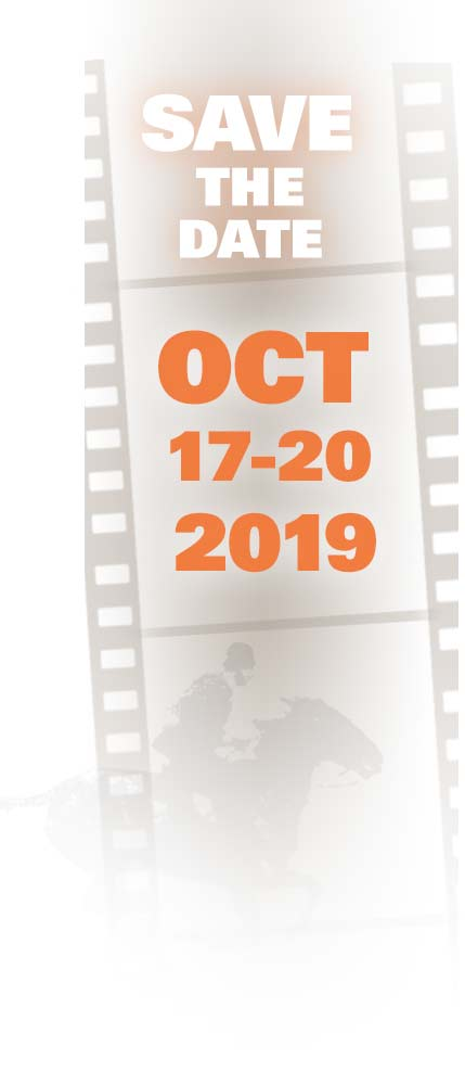 Save the Date: Oct 17-20, 2019
